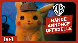 Pokémon Détective Pikachu - Bande Annonce Officielle (VF) - YouTube