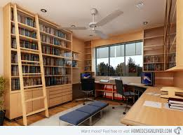 home office study. Office Library Home Study F