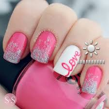 a90af4ddc21a0a9de59cd63ff6e7333f love nails pretty nails