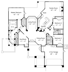 bedroom house plans with master suites ideas one story two loft modern level measurements small cottage floor plan ranch open garage building design single