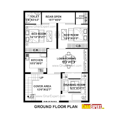 150 Sq Ft House Plan For 31 Feet By 43 Feet Plot Plot Size 148 Square Yards