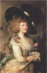 pandora s th century paintings na the duchess of devonshire painted by thomas gainsborough