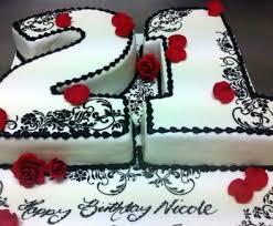 Lovely 21st Birthday Cakes And Sugar Strands Birthday Cake 42 21st