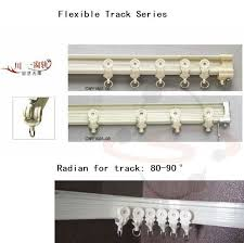 curtain walls and track curtain chain or beam type mount amcraft