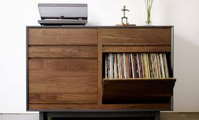 vinyl record furniture. IKEA Kallax (FKA Expedit) May Be Omnipotent But It Is Not Your Only God. Here Are Twelve Alternatives That Prove Record Storage A Polytheistic Pursuit. Vinyl Furniture