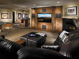 Top Six Basement Spaces   HGTV