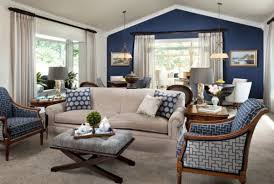 Navy Blue U0026 White Living Room Ideas  Board U0026 Batten Striped Rug Navy And White Living Room