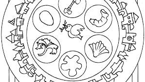 Shavuot Jewish Holiday Coloring Pages Elegant Jewish Coloring Pages