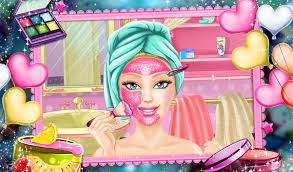 doll pink makeover game for s android apps on google play