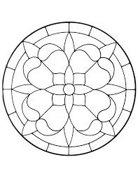 stained glass window patterns 45 simple guide