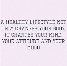 Healthy Living Quotes Magnificent A Healthy Lifestyle Changes Everything TypeA Pinterest