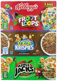 get ations kellogg s tri fun cereal ortment pack froot loops cocoa krispies and apple jack