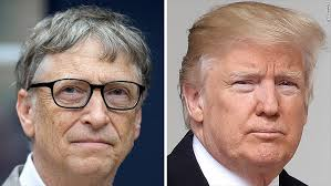 Trump to meet with Bill Gates, harsh critic of plan to slash foreign aid ...