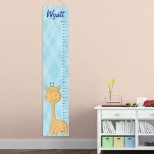 Boys Giraffe Growth Chart