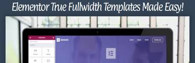 Website Template Magnificent Page Templater For Elementor WordPressorg
