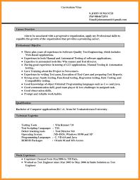 Best Microsoft Word Resume Template Sop Example