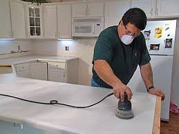 check for good ility on countertops