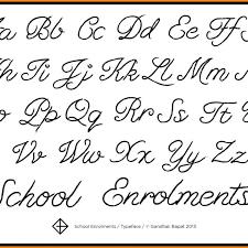 Alphabet In Fancy Cursive Fancy Letters Fancy Bubble Letters