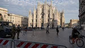 İtalya'da yılbaşı tedbirleri açıklandı - Son Dakika Haberleri