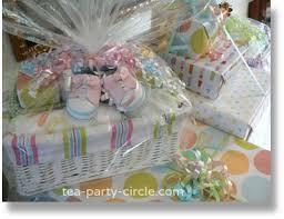 Cute Baby Shower Gift Wrapping Ideas