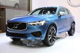 2018 volvo denim blue. wonderful volvo 2018 volvo xc60 first look not a baby xc90 and volvo denim blue