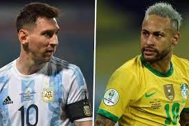 Messi ve Neymar karşı karşıya geliyor! Arjantin-Brezilya Copa America final  maçı saat kaçta, hangi kanalda? - HaberMotto