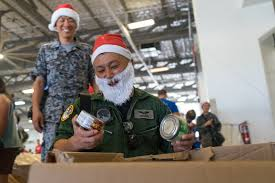 Operation Christmas Drop Underway in the Pacific - Air Force Magazine