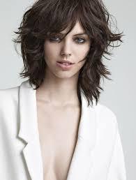 Coiffure Femme Cheveux Courts Carré Plongeant Dégradé Avec