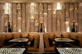 restaurant wall decor elements c circles decorations industrial the restaurants interiors are chic but art