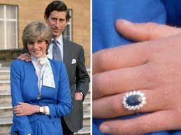 Kate middleton's engagement ring has a crazy story behind it. Kate Middleton S Engagement Ring Princess Diana S
