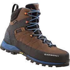 Mens Toubkal Gtx Boots Dark Brown Blue Uk 7 5