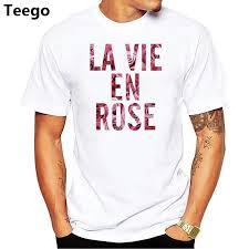 La Vie En Rose Size Chart Hot Sale 2018 New Summer Fashion Men Short Sleeve La Vie En