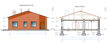 Курсовой проект по архитектуре на тему Одноэтажный жилой дом  Курсовой проект
