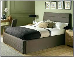 Metal Queen Platform Bed Frame High Bed Frames Queen Bedroom Amazing ...