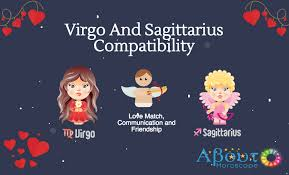 Virgo And Sagittarius Compatibility Love And Friendship