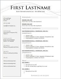 Vitae Resume Template Sample Cv And Resume Colesthecolossusco