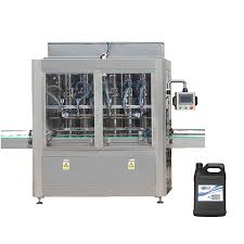 automatic heating stirring filling