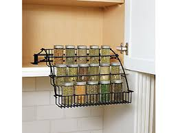 Home\; Spice Racks. 80200_BLA_SpiceRack_Down