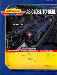 2001 Model Railroading