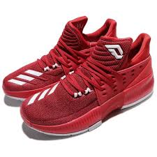 adidas basketball shoes damian lillard. adidas dame 3 damian lillard power red men basketball shoes sneakers by3192
