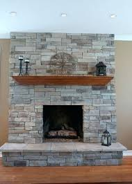 replace brick fireplace old previously painted brick fireplace refacing brick fireplace