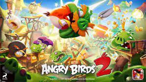 Tải Angry Bird 2 MOD APK v2.55.3 (Vô hạn tiền, năng lượng) cho Android