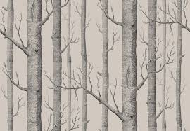 Bomen Behang Woods Cole And Son Luxury By Nature