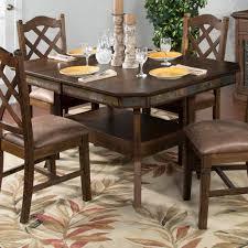 Sunny Designs Savannah 1151ac Adjustable Height Dining Table W 2