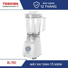 Máy Xay Sinh Tố 600W Table Blender Toshiba BL-T60 hàng chính hãng, bảo hành  12 tháng - 465,000