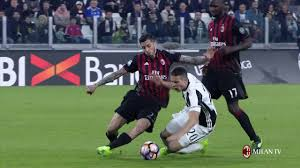 Highlights Juventus FC-AC Milan 10th March 2017 Serie A - YouTube
