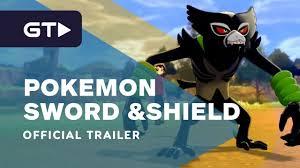 Pokemon Sword & Shield – Official Zarude Reveal Trailer | Pokemon, Game  trailers, Mythical pokemon
