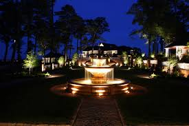 landscape lighting design ideas 1000 images. Backyard Lighting Ideas. Image Of: Fountain Outdoor Landscape Ideas Design 1000 Images 0