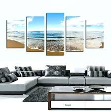 interesting 3 piece canvas wall art panel art multi panel wall art on canvas sprawling beach on 3 panel wall art target with interesting 3 piece canvas wall art panel art multi panel wall art