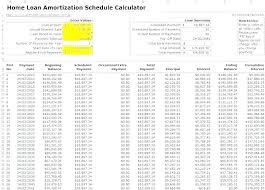 Loan Calculator Excel Freeletter Findby Co